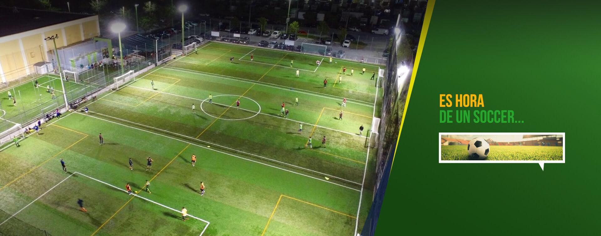 Soccer City – Soccer City Miami